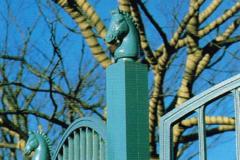 新潟競馬場フェンス(新潟)