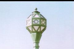 街灯(大阪府/道頓堀)