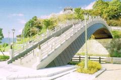 昇龍橋擬宝珠(京都)